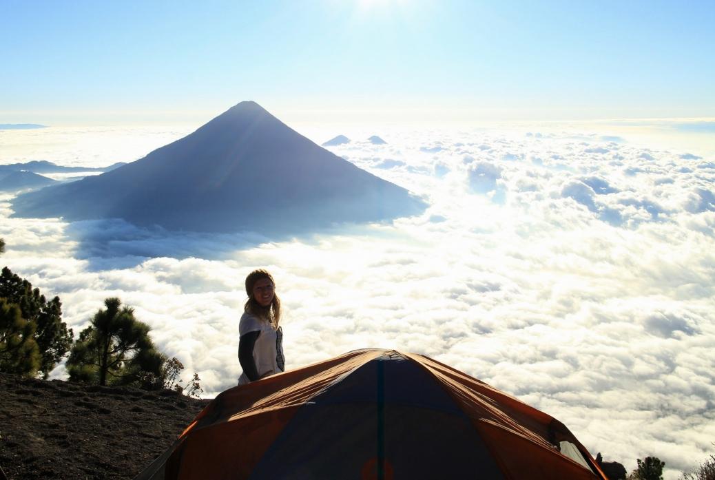 Image result for acatenango volcano chimaltenango