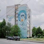 Hazdhi Dimitar Street Art Sofia