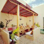Villa Surya yoga retreat Morocco