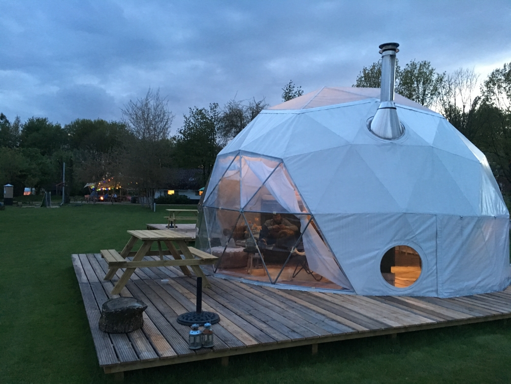 Image result for camping dome