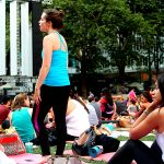 Yoga in New York