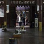 Batik workshop at the Textile Museum Jakarta