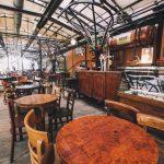 Bunkier Café Krakow Poland