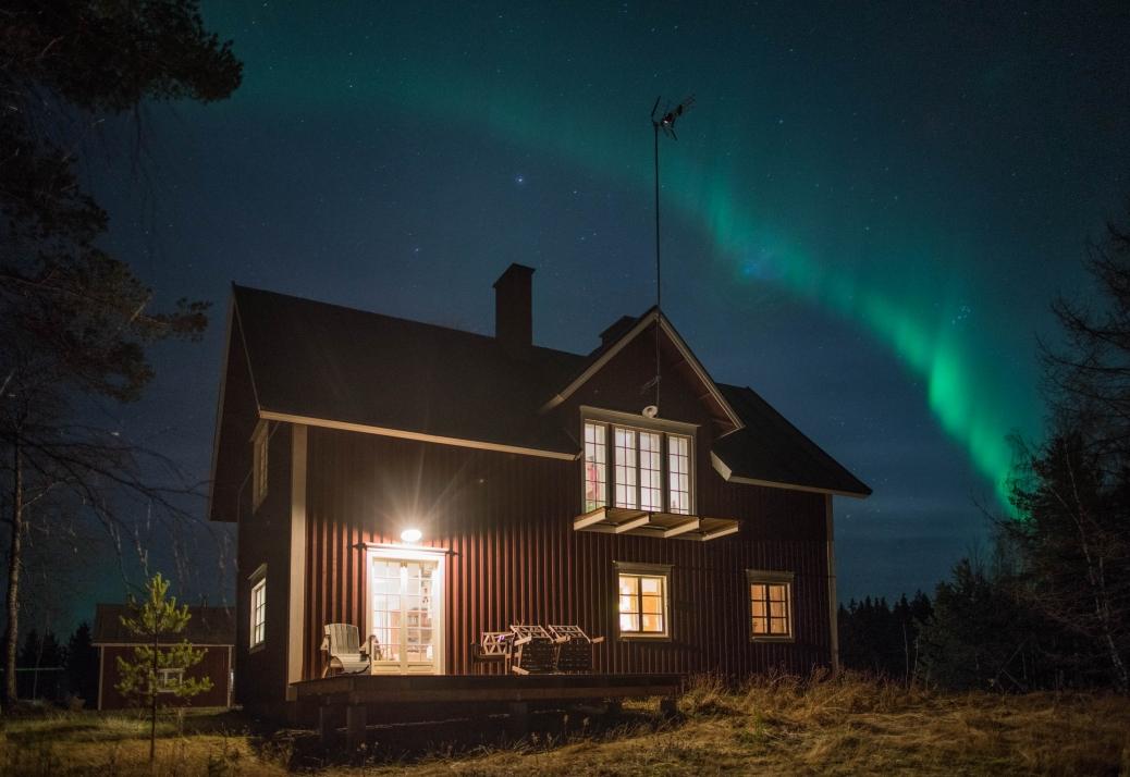 Husky & Yoga Nature Lapland